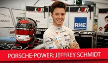 Jeffrey Schmidt: Vollgas im Porsche 911 GT3 Cup