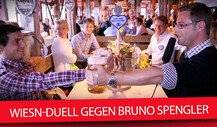 Oktoberfest-Fight gegen DTM BMW-Star Bruno Spengler