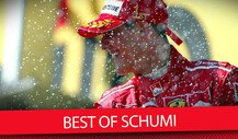 Unser Schumi: Best of Rekordweltmeister, Legende & Superstar Michael Schumacher