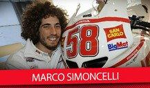 Marco Simoncelli: Tribute zum 9. Todestag