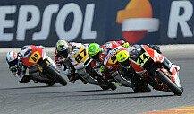 Livestream: Finale der Moto2-EM in Valencia
