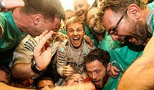 Mit Sex on Fire! So feiert Rosberg den WM-Titel