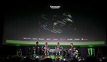 Kawasaki enthüllt sein Superbike für 2017