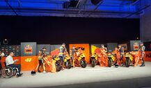 Der KTM-Launch im Live-Stream