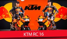 KTM MotoGP Launch 2017