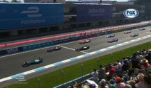 Highlights des Formel E Rennens in Mexiko