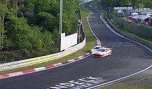 Unfall Ferrari vs. Manta