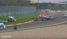Spa-Francorchamps 2017: Heftige Unfälle im Porsche Supercup