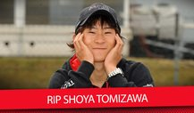 Zum 7. Todestag: RIP Shoya Tomizawa