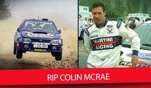 Colin McRae: Zum 10. Todestag der Rallye-Legende