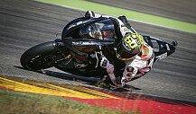 Triumph: Der erste Test des neuen Moto2-Einheitsmotors