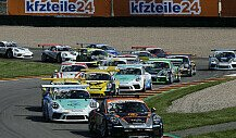 Porsche Carrera Cup: Das Highlight-Magazin aus Most