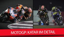 MotoGP 2018: Der Katar-GP in der Analyse
