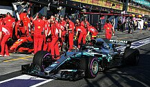 Formel 1, Strategie-Analyse Mercedes erklärt den China GP