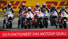 MotoGP-Regelkunde: So funktioniert das Qualifying