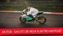 MotoE - Details zur neuen Elektro-MotoGP