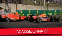 Formel 1 2018: Rennanalyse China GP