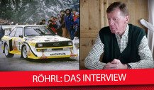 Rallye-Legende Walter Röhrl: Das große Interview