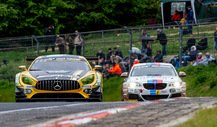 24h Nürbugring 2018: Highlights der Startphase