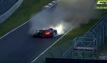 24h Nürburgring - Video: Crash-Compilation von der Nordschleife