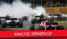 Formel 1 2018: Spanien Grand Prix Analyse