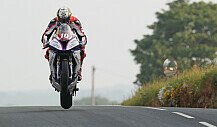 Isle of Man TT: Peter Hickmans Rekordrunde in der Onboard