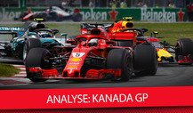 Formel 1 2018: Kanada Grand Prix Analyse