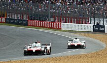 Le Mans 24h: Live-Stream - Fernando Alonsos Toyota Onboard