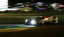 Le Mans 24H: Alonso-Toyota Onboard durch die Nacht