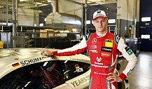 Mick Schumacher: DTM-Fahrt auf dem Nürburgring im Video
