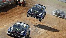 WRX 2018: Kristoffersson holt Rallycross-Weltmeisterschaft