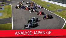 Formel 1 2018: Japan Grand Prix Analyse