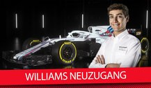 Williams 2019: Neuanfang mit George Russell