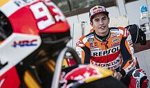 Marc Marquez: Der MotoGP-Weltmeister im Video-Interview