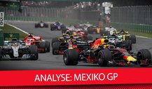 Formel 1 2018: Mexiko Grand Prix Analyse