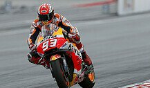 MotoGP-Champion Marc Marquez im Interview