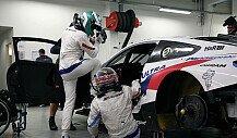 Alex Zanardi bei 24h Daytona: Der Fahrerwechsel ohne Beine