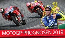 MotoGP-Prognosen: Gewinnt Valentino Rossi je wieder ein Rennen?