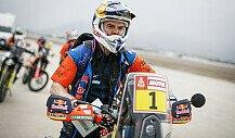 Rallye Dakar 2019: Highlights der 2. Motorrad-Etappe