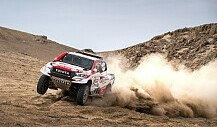 Rallye Dakar 2019: Zwischenfazit der deutschen Teilnehmer