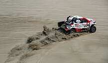 Rallye Dakar 2019: Highlights der 9. Auto-Etappe