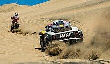 Rallye Dakar 2019: Highlights der 8. Auto-Etappe