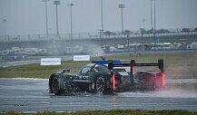 24h Daytona 2019: Alle Unfälle beim chaotischen Regenrennen