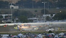 NASCAR Daytona 500 2019: Crash-Festival mit Big One