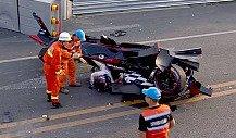 Formel E Unfälle: Die heftigsten Crashes der Geschichte!