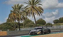 DTM Young Driver Test mit Kubica und Co: Tag 1 in Jerez