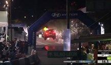 WRC Rallye Mexiko 2019: Sprungrampe auf WP1 sorgt für Abbruch