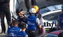 NASCAR Phoenix 2019: Schlägerei zwischen Suarez und McDowell