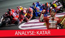 MotoGP-Analyse: Marquez vs. Dovizioso reloaded