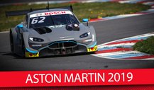 Welche Chancen hat Aston Martin in der DTM 2019?
